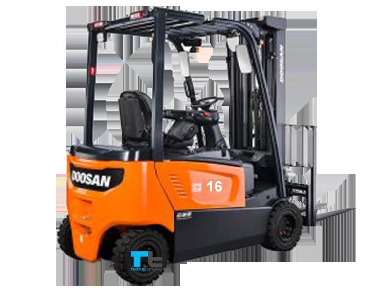 Xe nâng điện 1.6 tấn Doosan