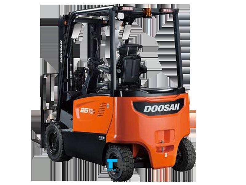 Xe nâng điện 2.5 tấn Doosan