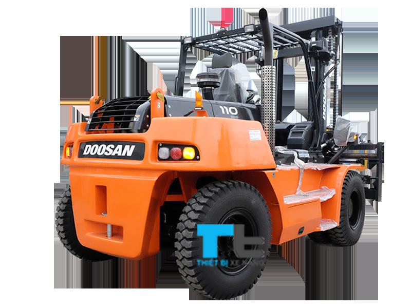 Xe nâng dầu 11 tấn Doosan