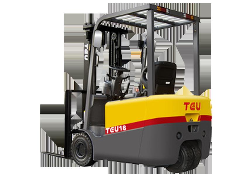 Xe nâng điện 1.8 tấn TEU