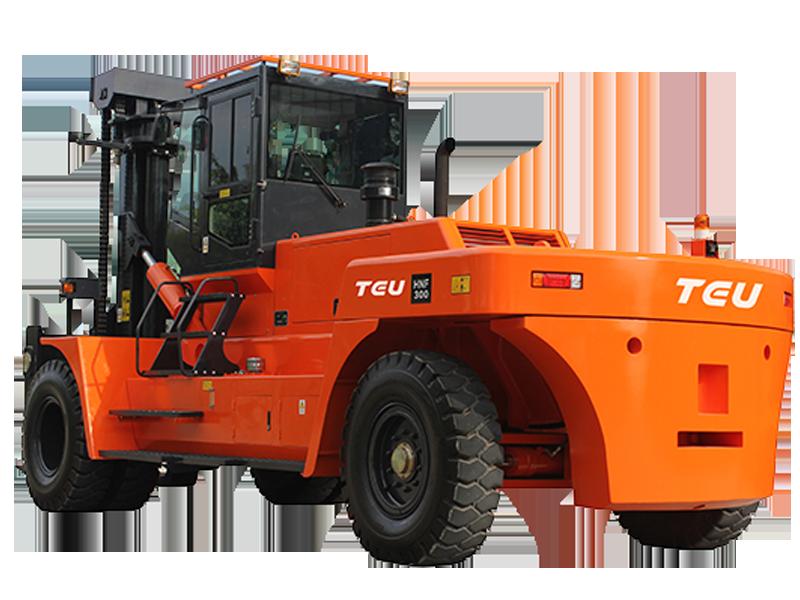 Xe nâng hàng 30 tấn TEU