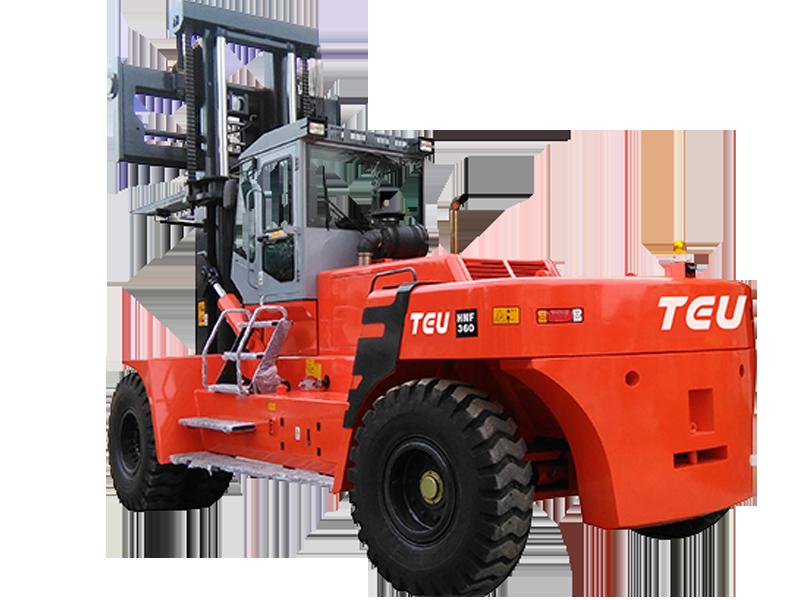 Xe nâng hàng 36 tấn TEU